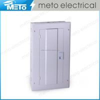 MTE-24150-F circuit breaker panels/electrical distribution box/electrical panels/panel