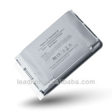 laptop battery for Apple A1022, M8760LL/A, PowerBook G4 12 inch series