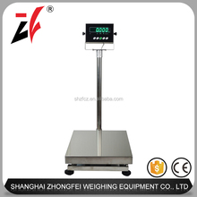 Z&F tcs electronic price platform bench weighing scale