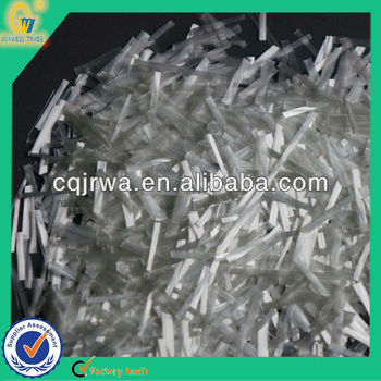 Construction Use Chopped Strand Glass Fiber for Reinforced Concrete