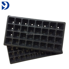 200 Cell HIPS Plastic Plant Plug Seed Starting Grow Germination Tray for Greenhouse Vegetables Nursery