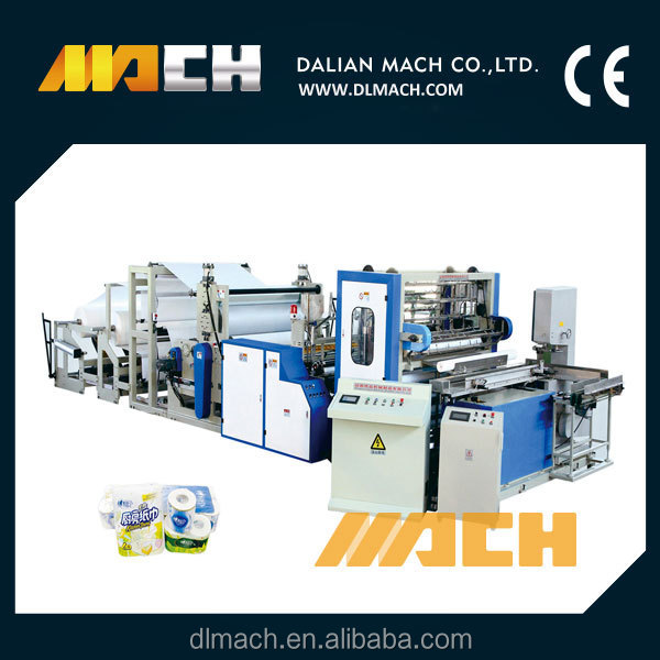 Automatic Small Tissue Toilet Paper Production Line