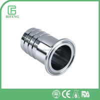Sanitary Stainless Steel Hose End Ferrule Food Grade