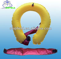 Waist Pocket type inflatable life buoy
