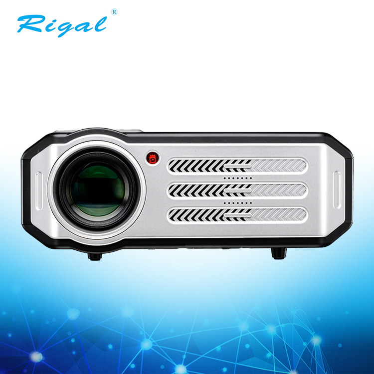 Android Wifi IED Full HD Home Theater Projetor,1080P Video Projector