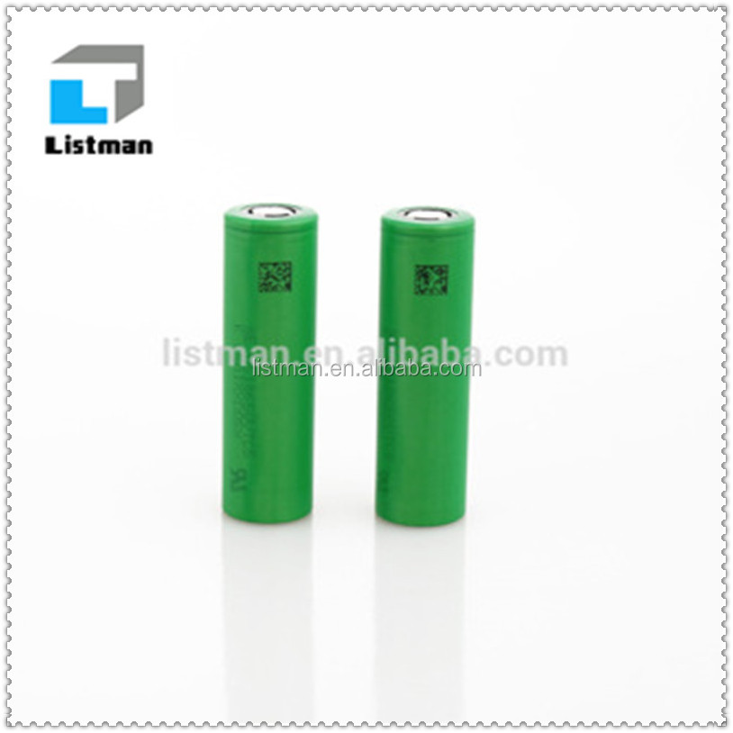 Smok high quality 18650 vtc5 battery smoktech 2600mah 18650 soni VTC5 battery 18650 battery high current