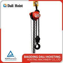 Dali handy chain block/ hand balancing blocks is hottest selling