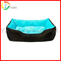 Soft Plush Rectangle Cat Pet Bed Sofa for Dog