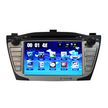 Special Car DVD Player For Hyundai IX35 with GPS Navigation Radio Audio System Touch Screen Bluetooth USB SD Camera