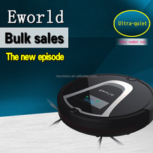 Humanized design intelligent robot vacuum cleaner with multifunction