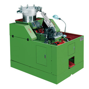 screw cold heading machine/bolt threading machine