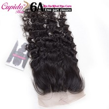 Cupido 4''*4'' private label hair extensions