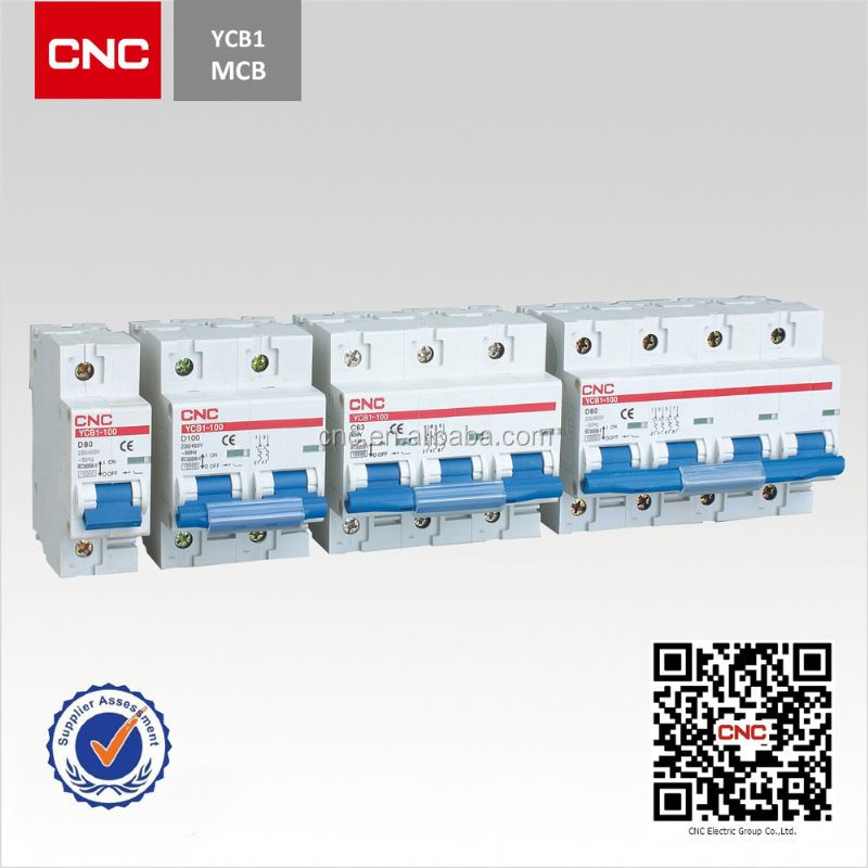 rocker switch single phase circuit breaker