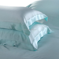 2014 hot sale luxury cheap silk pillowcase with high quality(20*26'')