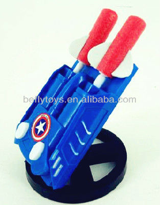 EVA launcher toy for kids toy promotion