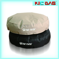 100% polyester fabric high quality luxury pet bed