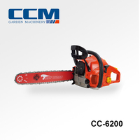 Professional Chinese Petrol Wood Saw Best Chain Saw 62cc
