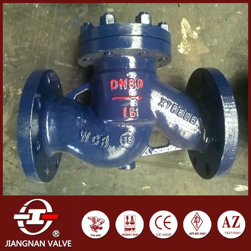 power check valve 300lb oil gas