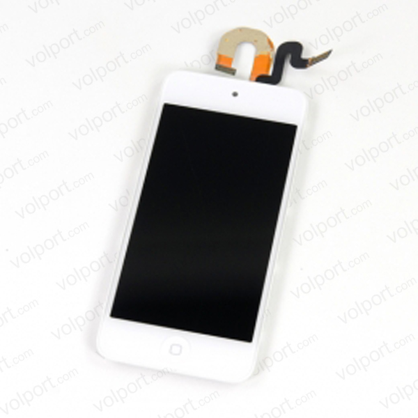 White LCD Display + Touch Glass Digitizer Screen Assembly For ipod touch 5 5th Gen