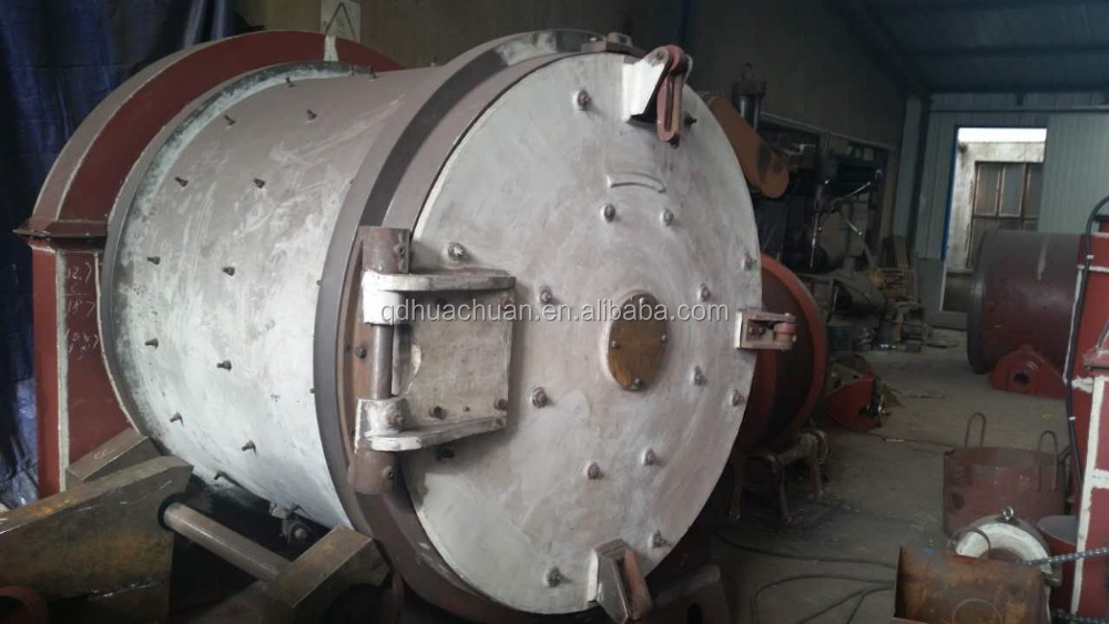 High Quality Rolling Drum Shot Blasting Machine/Lead Shot Blasting Machine