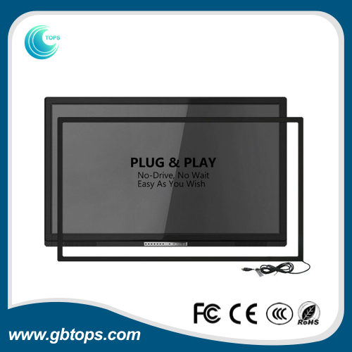 Hot sale up to 10 points IR touch 18.5 touch screen panel kit
