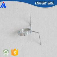 Contact Supplier Chat Now! Miniature Torsion Spring for electric in Hebei