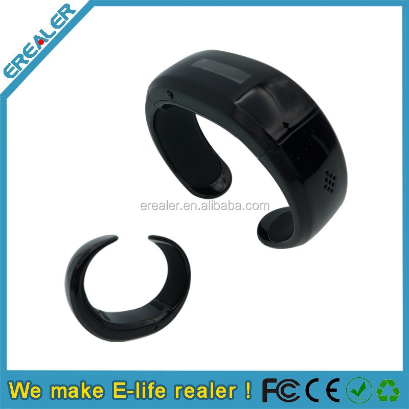bluetooth vibrating bracelet with caller id