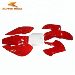 KLX plastic motorcycle panel high performance