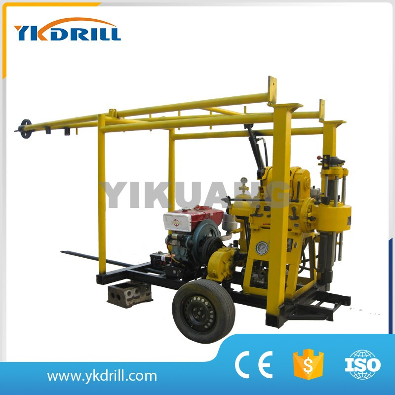 YK China borehole drilling machine