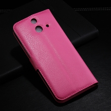 Contemporary manufacture mobile phone flip cover for htc one e8