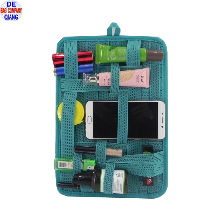 Good quality custom travel cable gadget organizer for tablet pad cell phone
