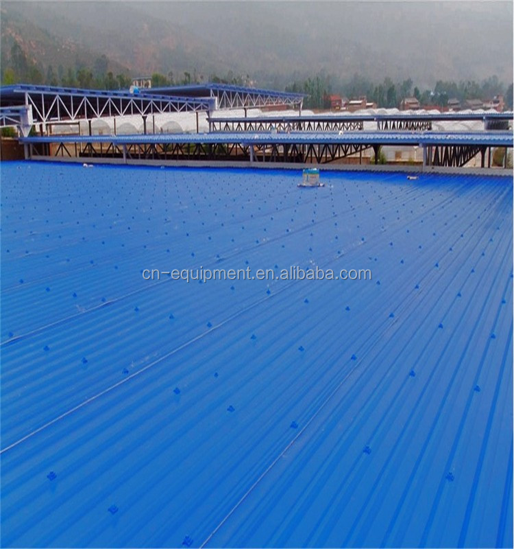 canton fair manufacturer of double layer pvc roof panel