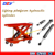 Standard telescopic hydraulic ram jack oil cylinder for scissor lifting platform