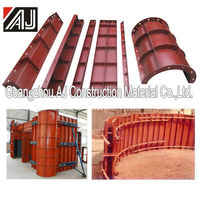 Guangzhou reusable steel formworks for building construction