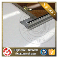Made in China stainless steel tile trim profile