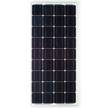 Top selling mono soalr module 100w solar panel with 125*125mm cell street light solar