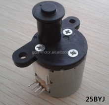 25mm Geared stepper motor for Valve Control