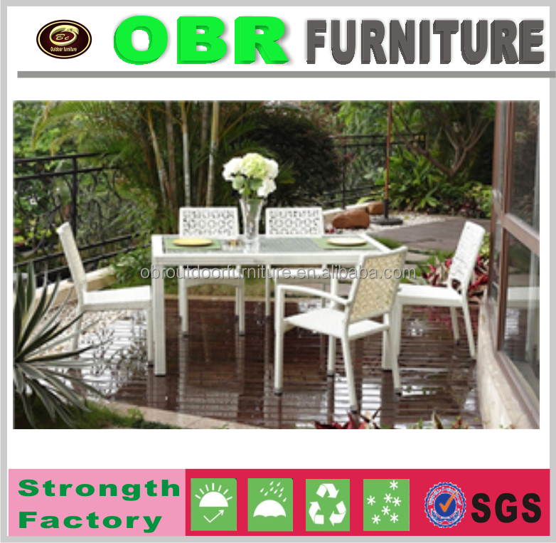 seaside leisure tables and chairs outdoor tea table set rattan furniture