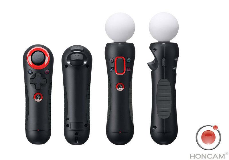 Bluetooth colorido Controlador do jogo video para PS3/PS4