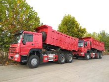 Made in China sinotruk truck 6x4 tipper/dump truck with great price