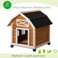 New Design Widely Use Wooden Pet Dog House Wholesale