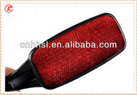 Velour dust brush/cloth dust remover/suit brush