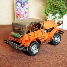 Metal Artificial Antique Craft Diy Car Handmade Craft Toys