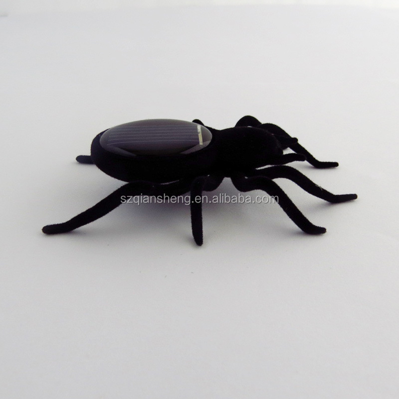 Mini Solar Toys Solar Insect Solar Spider For Children