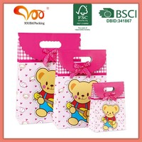 Customized good quality recycle paper bag