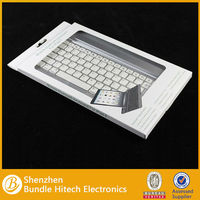 Aluminum for ipad air wireless keyboard case