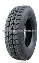 tire and wheel package 315/80R22.5