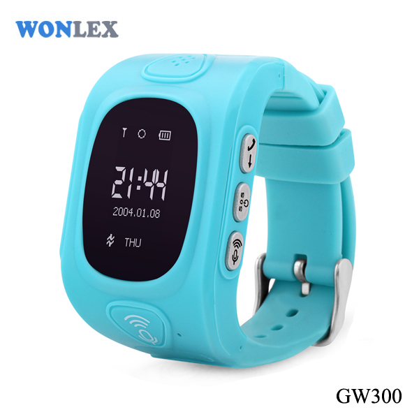 2016 Wonex Hot selling outdoor kids use GPS/SOS gps tracker for kids/old people in Turkey language
