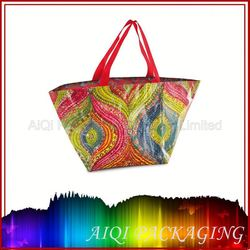 2014 Top Quality high quality vintage canvas bag/ Non-woven bag