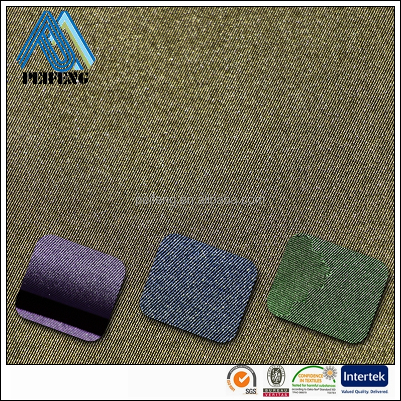 PS1440960 3/3 twill 100% polyester75D*75D T400 tracksuit fabric mechanical stretch fabric textile suiting materials